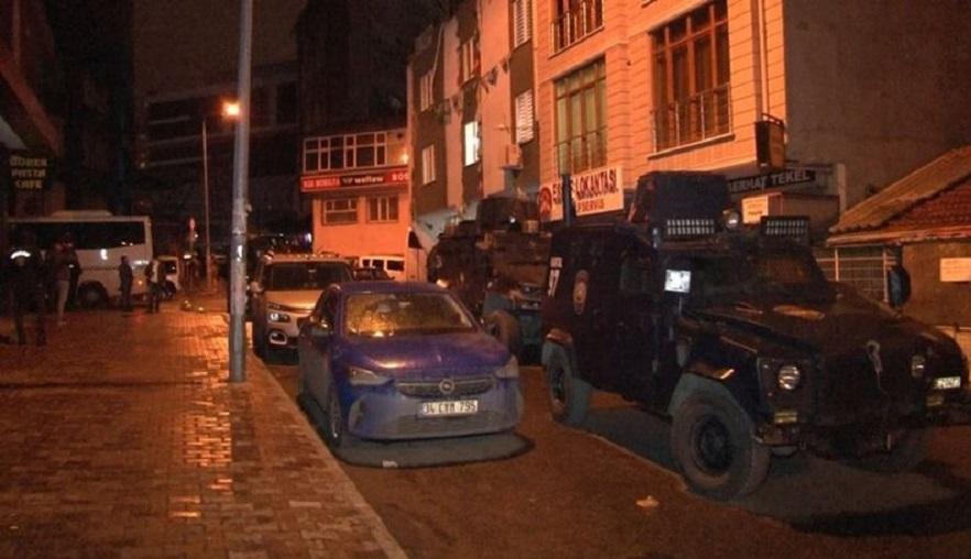 Esenyurt Belediyesi'nin virüs temizliği HDP ilçe binasına baskına neden oldu
