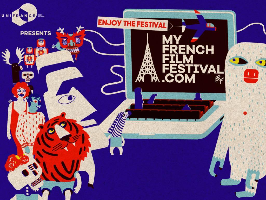 My French Film Festival, 15 Ocak'ta başlıyor
