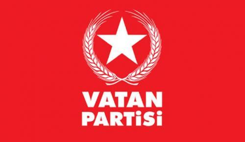 Vatan Partisi Esenyurt İlçe Başkanlığı'ndan Açıklama