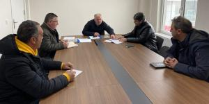 Kar Koordinasyon Merkezi Kuran Başkan Mesut Üner'den 7/24 Esasıyla Karla Mücadele