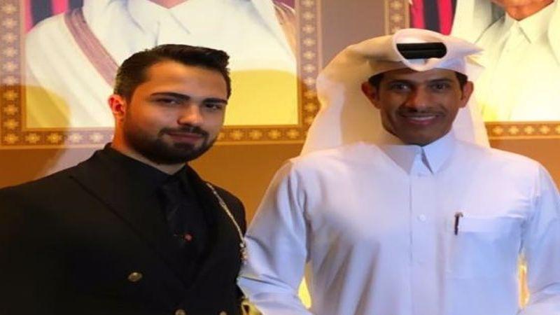 İş Adamı Efe Gazi Subaşı, Katar'ın Ankara Büyükelçisi Salim Bin Mübarek Al Şafi ile bir araya geldi