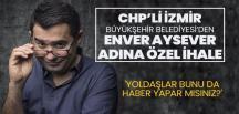 Seçilmiş 20 İzmirliyi kim okuryazar yapacak? İzmir Belediyesi gene birilerini zengin ediyor!
