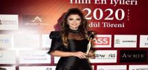 Modacı Pınar Bent'e bir ödül de Engelsiz Yaşam Vakfı'ndan