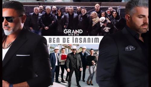 """Mustafa Yılmaz Yeni Klibi """" BEN DE İNSANIM"""" 16 Nisan'da Yayında!"""