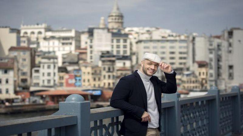 Maher Zain hayran olduğu İstanbul'da klip çekti