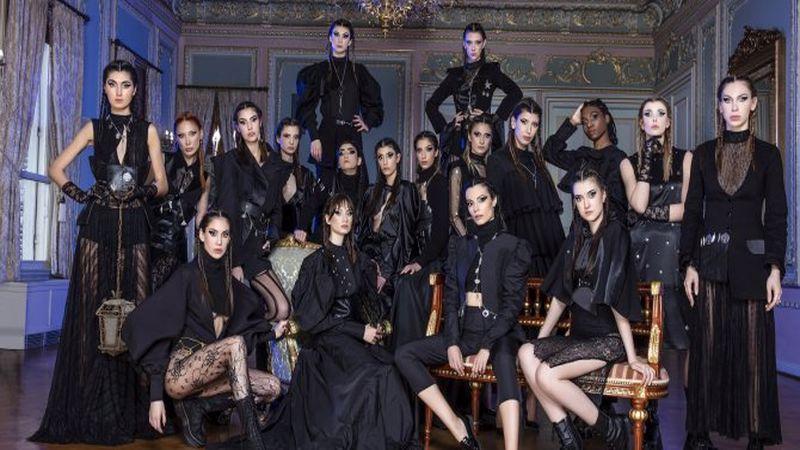 """Ünlü modacı Mert Erkan'dan dijital defile: """"Cadılar Meclisi"""""""
