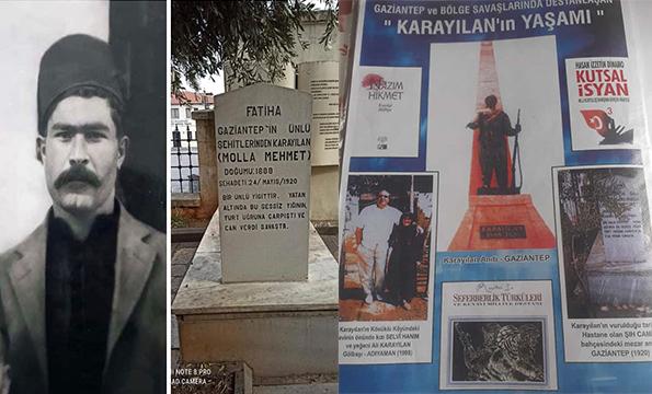 KARAYILAN'IN ŞEHADETİNİN 101.SENE-Yİ DEVRİYESİ