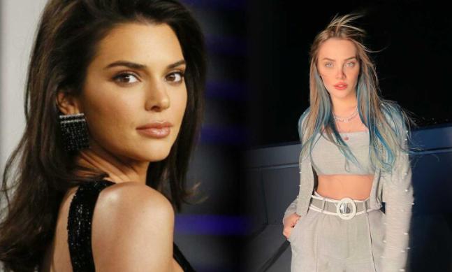 Aslı Güler Youtube kanalından Kendall Jenner'ı konuk alacak
